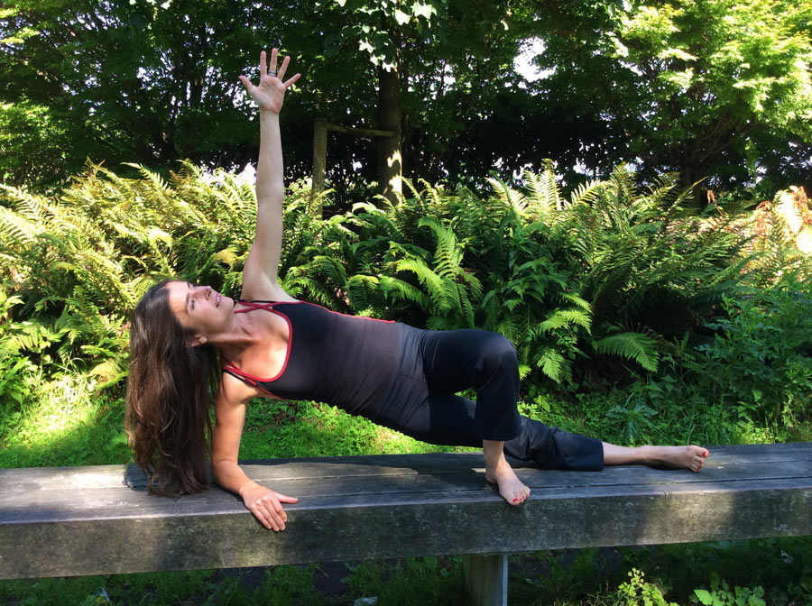 Yoga – With Ease